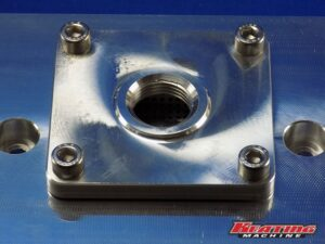Cummins Billet Tappet Side Cover VP44