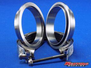 "3.5"" V-band Assembly Steel"