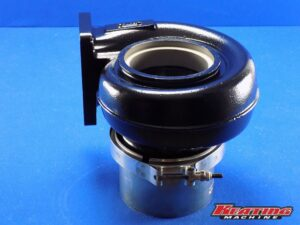 "5"" V-band Exhaust Flange and Clamp fits most S400, HT3B, HT4B, HT4C and HT60"