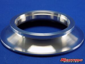 "5.5"" To 3.5"" V-band Weld On Turbo Inlet Flange"