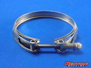Fits HE351 Turbo V-Band Clamp