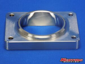 "HT3B To 3"" Round Turbo Exhaust Flange"